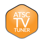 Built In ATSC TV Tuner