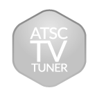 No ATSC TV Tuner