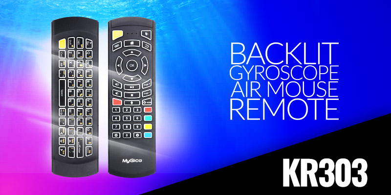 Image Of MyGica KR 303 Remote Control