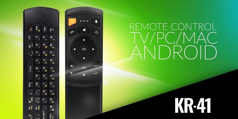 Image of MyGica KR 41 Remote Control