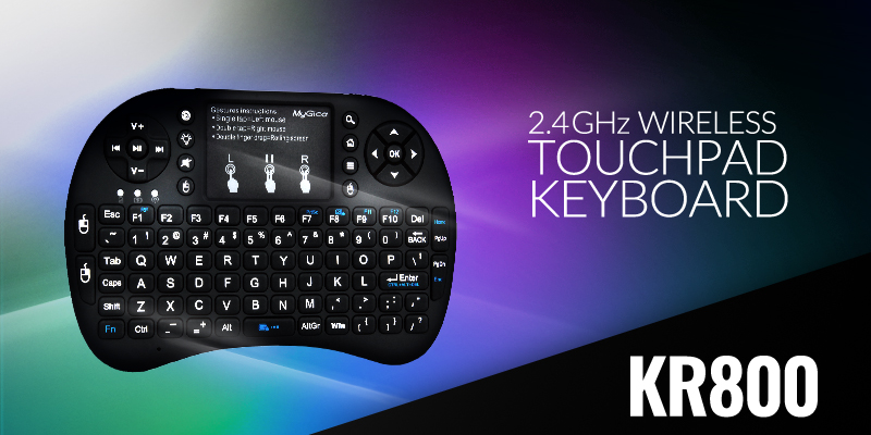 Image of MyGica KR 800 Keyboard Remote Control